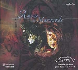 Amarillis - 2 - Amour & mascarade