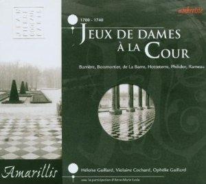 Amarillis - 3 - Jeux de Dames a la Cour
