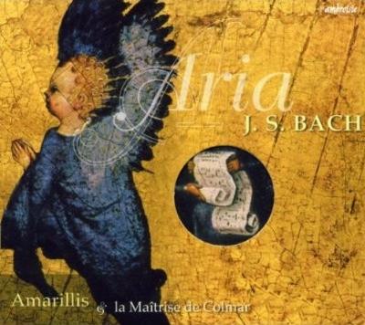 Amarillis - 4 - Aria de Bach