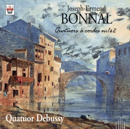 Bonnal Quatuors n°1 et 2