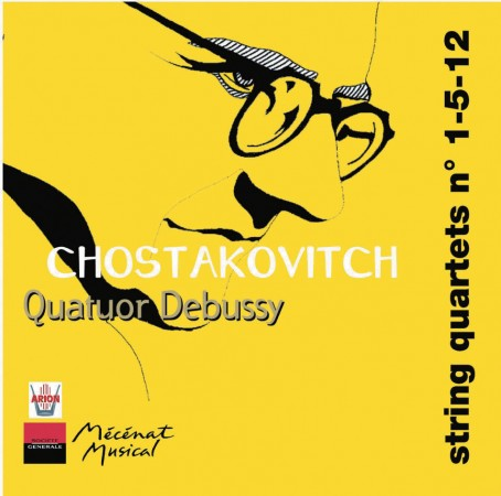 Chostakovitch - Quatuors n°1-5-12
