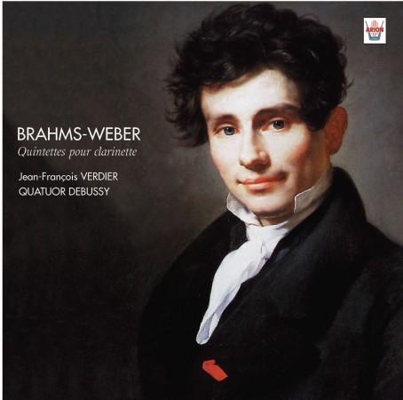 Brahms/Weber quintettes pour clarinette
