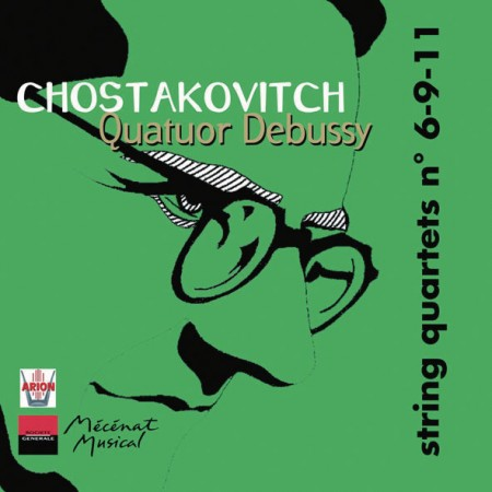 Chostakovitch - Quatuors n°6-9-11