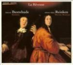 Buxtehude - pochette cd
