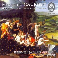 E Du Caurroy - Requiem
