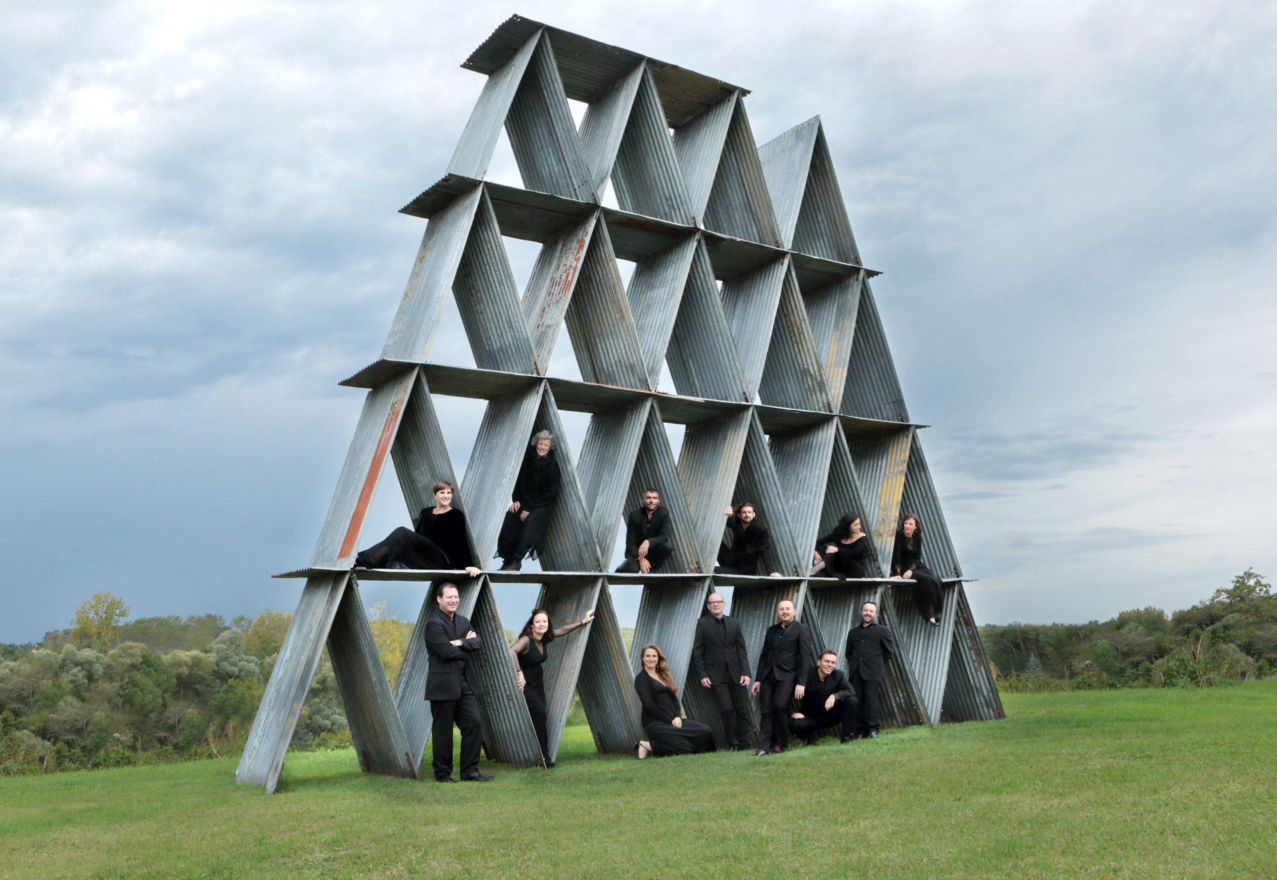 Photo de l'Ensemble Jacques Moderne