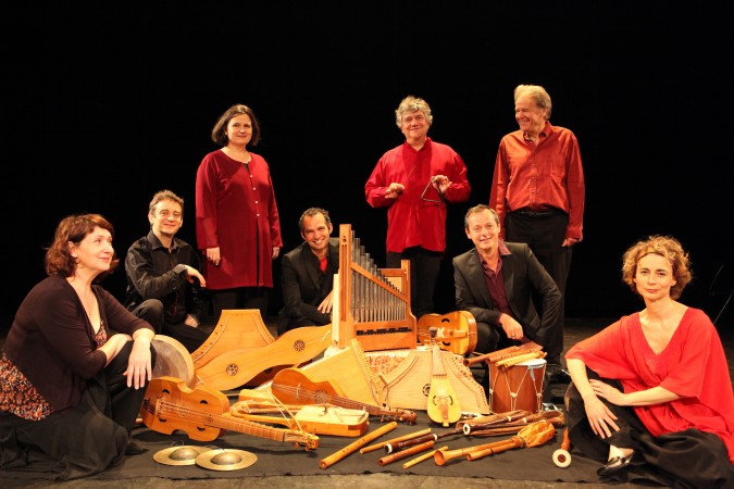 Obsidienne, ensemble vocal et instrumental, direction Emmanuel Bonnardot