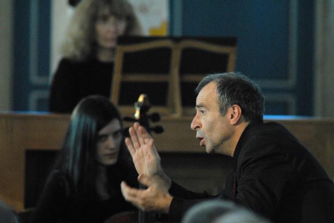 Michel Brun (gd)