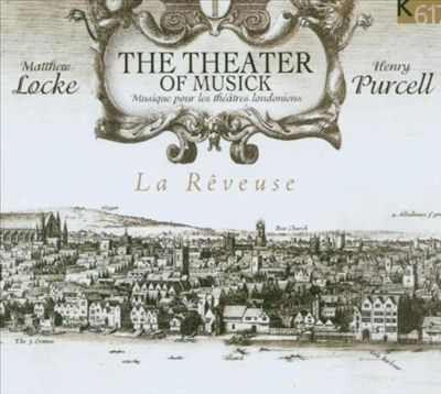 Purcell Locke - pochette cd