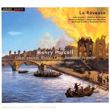 Purcell - pochette cd