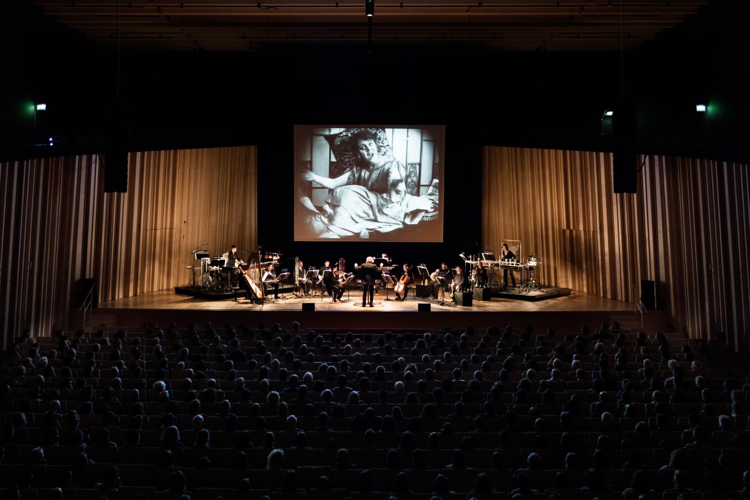 concert ensemble Ars Nova au TAP- Théâtre Auditorium de Poitiers