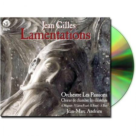 Lamentations de Jean Gilles