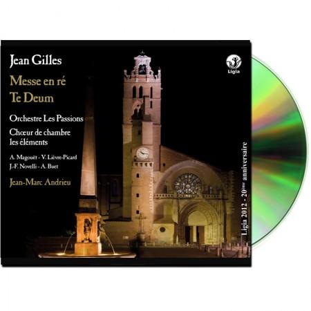 Te Deum et Messe en ré de Jean Gilles
