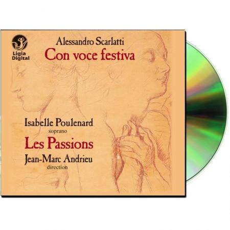 Con voce festiva - Scarlatti