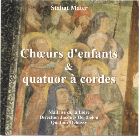Gouttenoire/Morel/Ohana/Sciau Stabat Mater