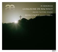 CD Messe Notre Dame