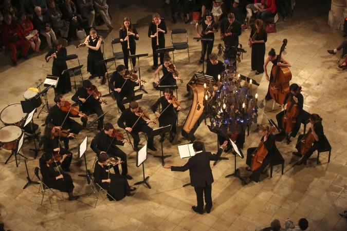 Les Surprises orchestre 3 cp. Ludo Leleu