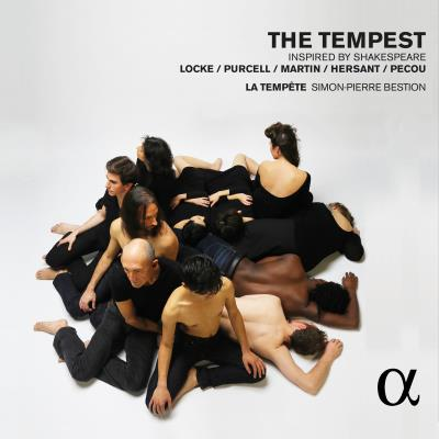 The Tempest, inspired by Shakespeare La Tempête, compagnie vocale et instrumentale