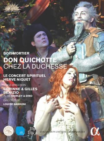 DVD Don Quichotte