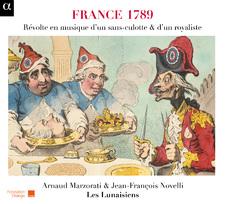 France 1789 Clique des Lunaisiens Marzorati