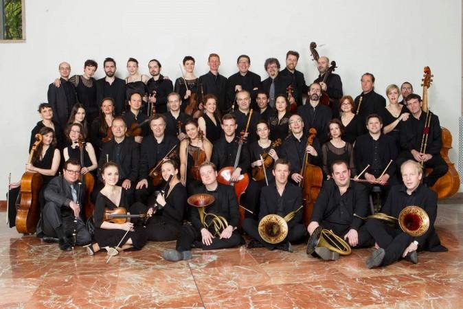 Le Concert d'Astrée - Orchestre © Guillaume Mirand