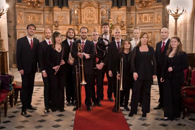 Les Meslanges -30e festival Baroque de Pontoise