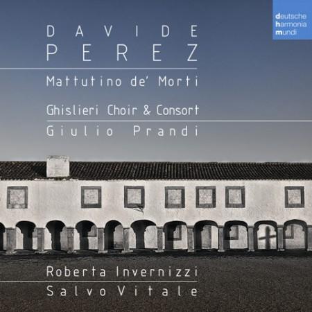 Cover du CD Perez - Ghislieri, Prandi