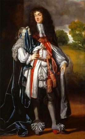 Charles II Angleterre par Simon Verlest