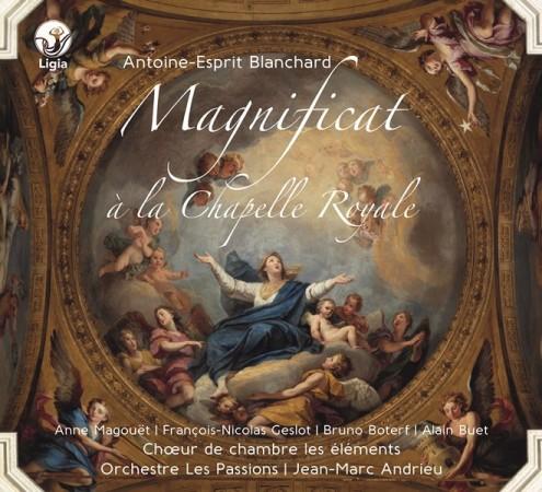 Magnificat à la Chapelle Royale