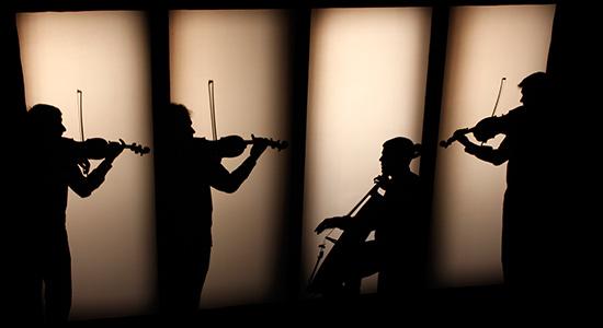 Jeux d'ombres quatuor debussy