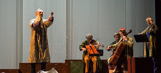 Qaraqorum-Quatuor Debussy