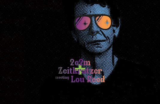 2e2m - Meeting Lou Reed © 2e2m / Atelier Champion