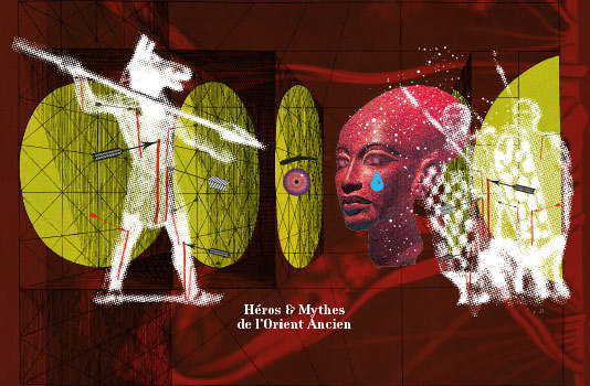2e2m - Héros & mythes © 2e2m / Atelier Champion