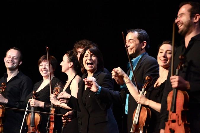 Eric Genovese et le Paris Mozart Orchestra de Claire Gibault
