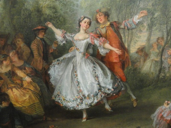 Fêtes galantes, Watteau