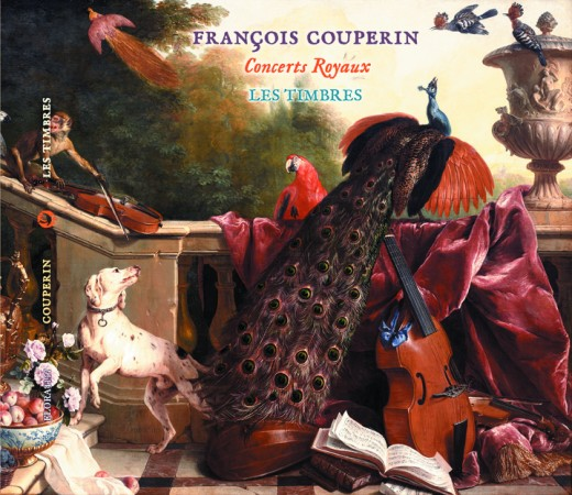 Les Timbres - Couperin - projet cover