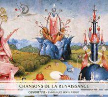 CD1 Le Jardin des délices CD2 L'amour de moy
