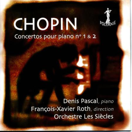 chopin concertos piano