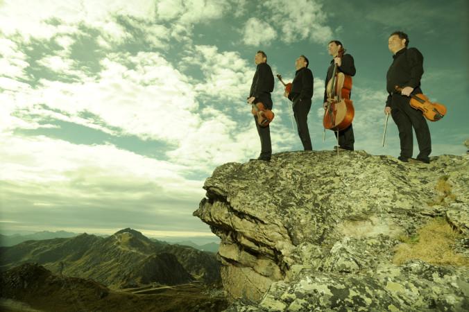Quatuor Debussy 2018 (Credit Bernard Benant) (6)