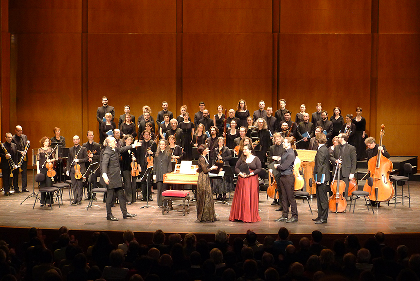 Le Messie - Le Concert Spirituel