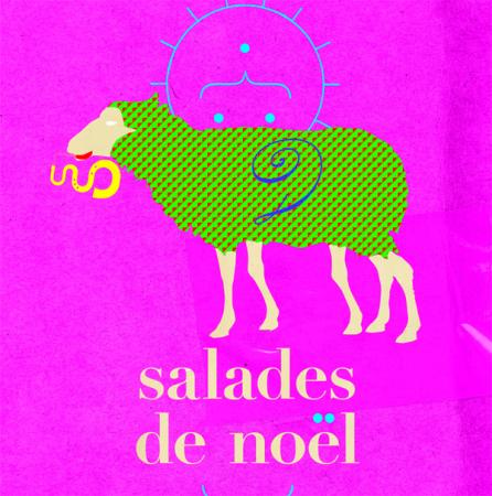 visuel salades pour festik