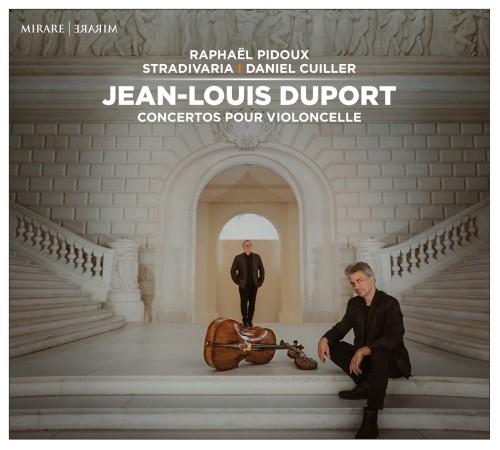 CD Duport avant
