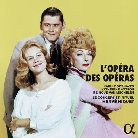 Opéra des opéras cover