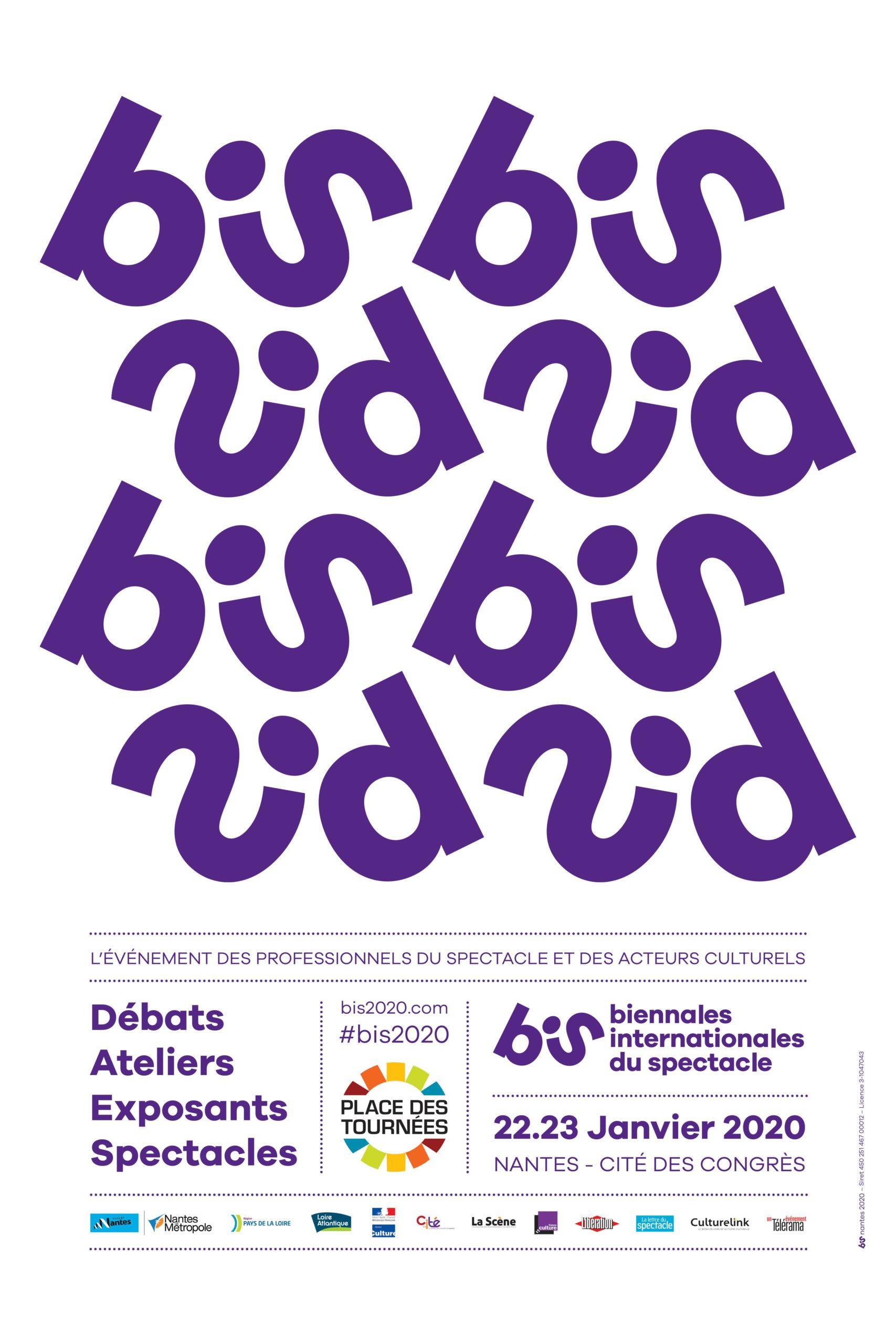 Les 20 ans de la FEVIS aux BIS de Nantes, mercredi 22 janvier 2020