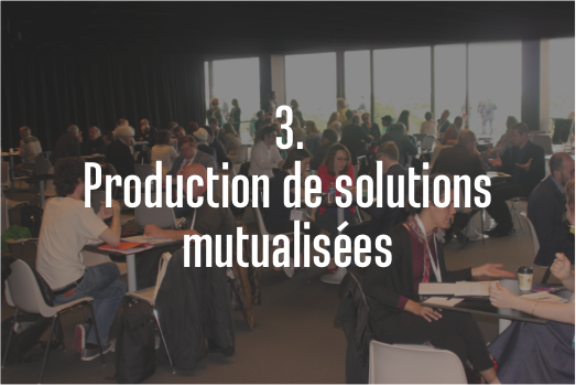 3. Production de solutions mutualisées