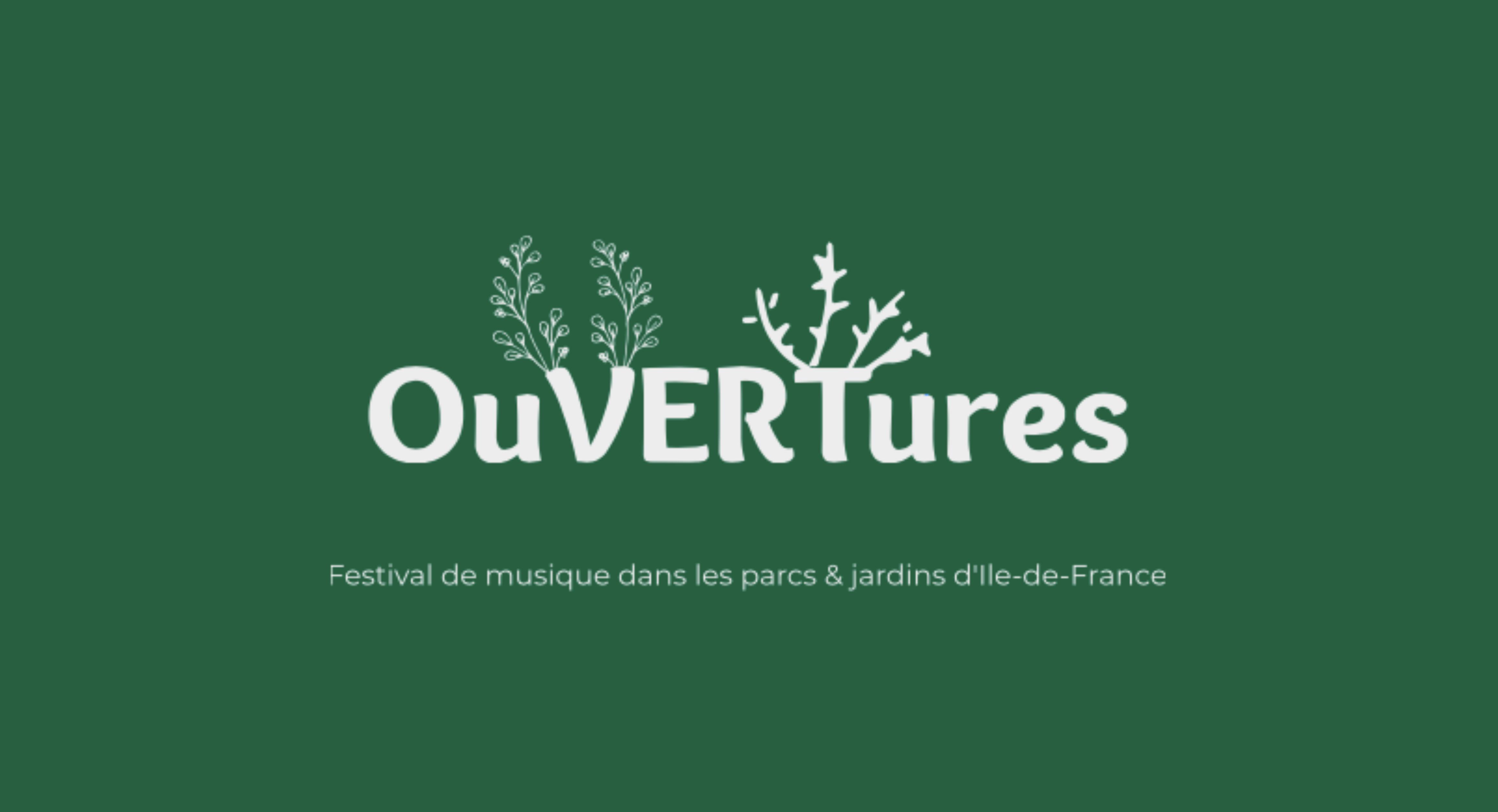 Festival OuVERTures en Ile-de-France