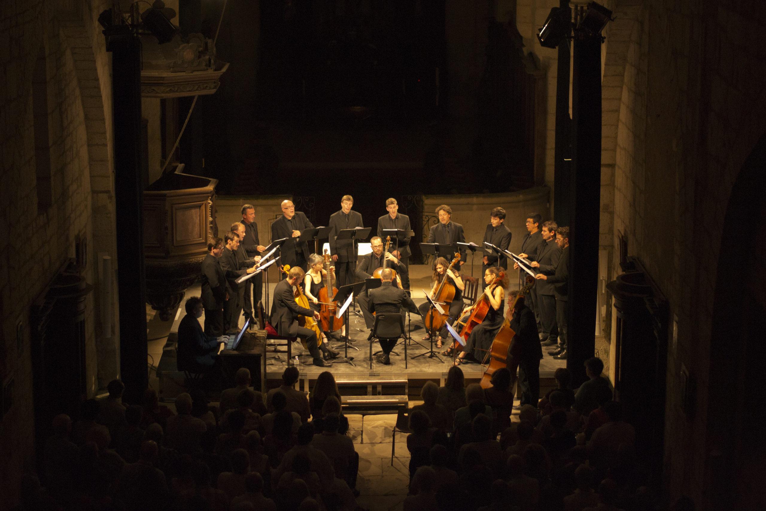 Bouteiller Le Concert Spirituel