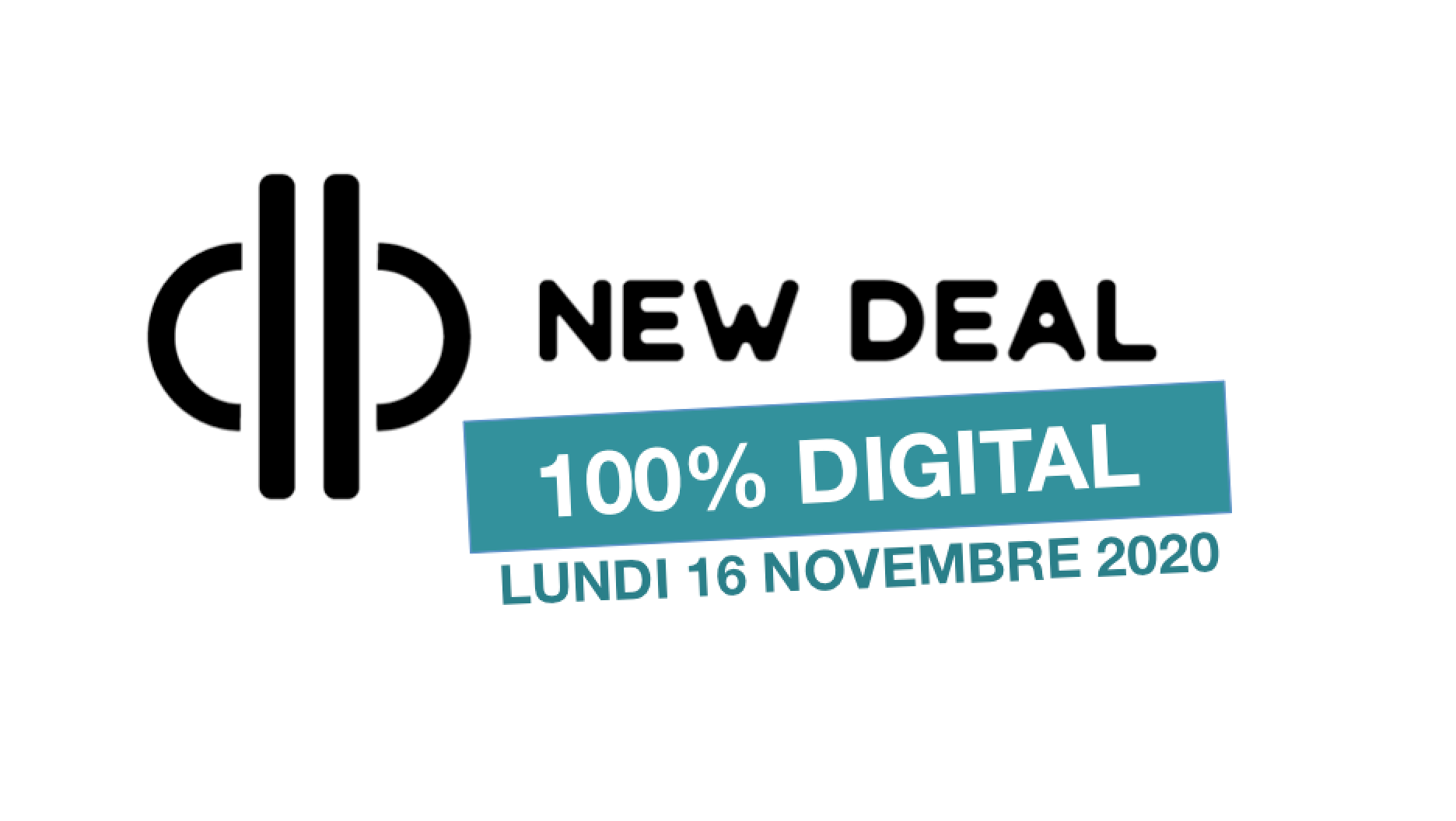 New Deal 2020, une édition 100% digitale le 16 novembre