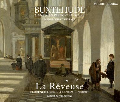 Buxtehude Cantates pour voix seule MIRARE (MIR 442) - 2020