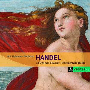Cover CD Aci, Galatea e Polifemo